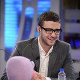 Justin Timberlake con Trancas
