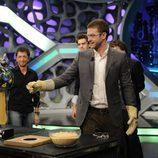 Justin Timberlake en 'El hormiguero 2.0'