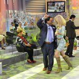 Bailes en 'Mujeres y Hombres Oro'