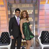Víctor Janeiro y Beatriz Trapote