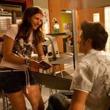 Daniela se ríe con Jon en 'Excursión'