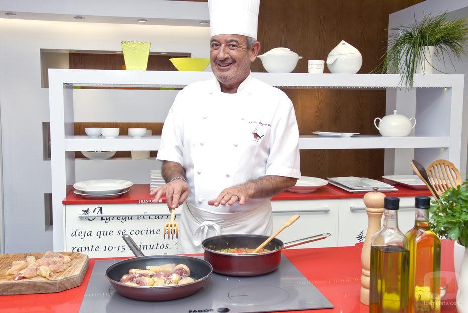 Karlos argui ano en tu cocina fotos formulatv for Cocina carlos arguinano