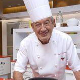 El cocinero Arguiñano