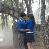 Iván y Julia en 'El fin'