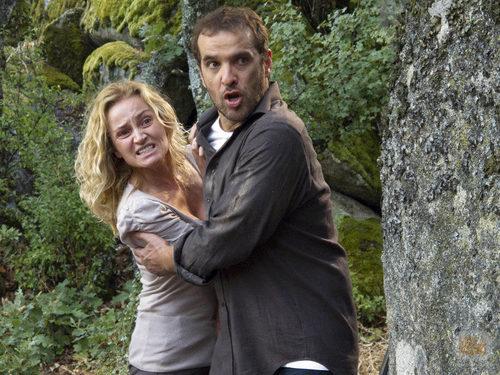 Irene y Samuel Espí