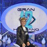 Mercedes Milá, presentadora de 'Gran Hermano 12'