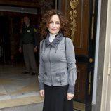 La actriz Silvia Marsó
