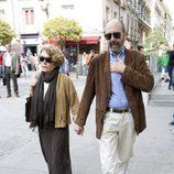 Miguel Rellán y Rosa María Mateo