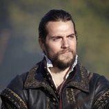 Charles Brandon (Henry Cavill ) en la cuarta temporada de 'Los Tudor'