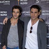 Miguel Ángel Silvestre y Antonio Velázquez en 'Alakrana'