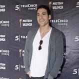 Miguel Ángel Silvestre en la presentación de 'Alakrana'