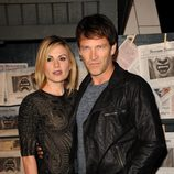 Stephen Moyer y Anna Paquin