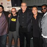 El equipo de 'Lost' en los Scream 2010