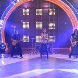 Selena Gomez canta en 'Fama'