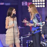 Paula Vázquez habla con Selena Gomez