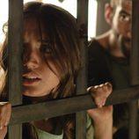 Nerea (Ana de Armas) encarcelada