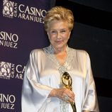 Lola Herrera en los Premios Antena de Oro