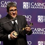 Florentino Fernández, presentador de 'Tonterías las justas'