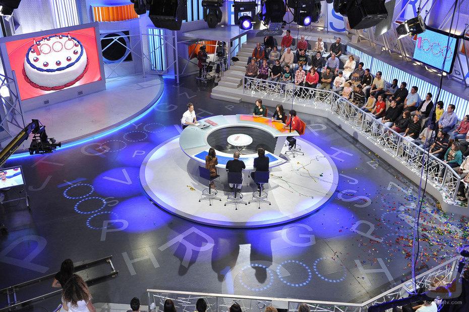 'Pasapalabra' cumple mil programas