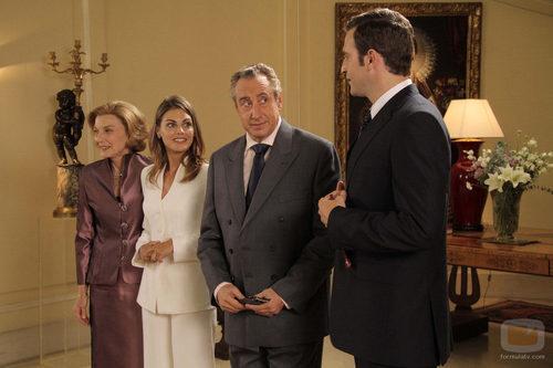 Los Reyes y los Príncipes de Asturias