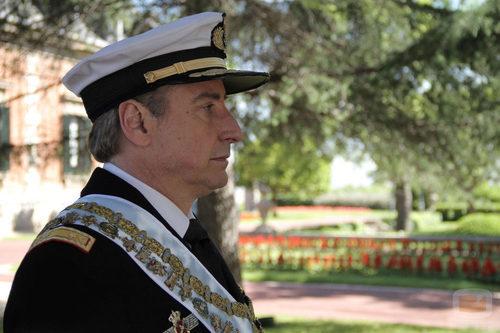 Juanjo Puigcorbé es el Rey Juan Carlos