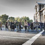 Los zombies llegan a la Puerta de Alcalá