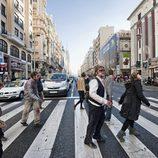 La marcha zombie madrileña de 'The walking dead'