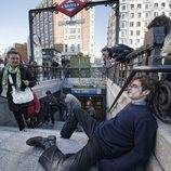 Los zombies llegan a la estación de metro de Callao