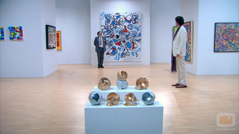Carlos Areces y Raúl Cimas de 'Museo Coconut'