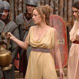 Ana de Armas es Nerea, la esclava, en 'Hispania'