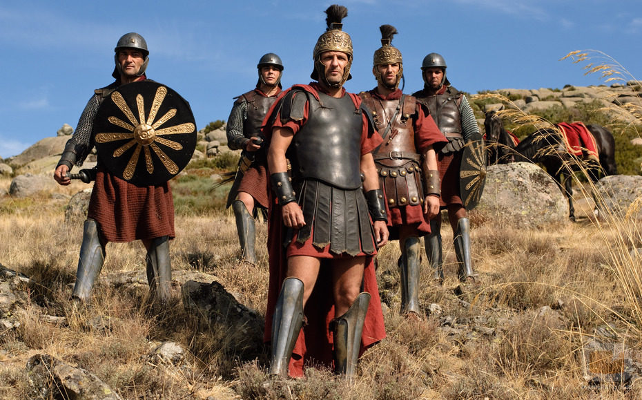 Los romanos al acecho