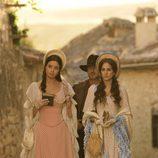 Almudena e Isabel Lobo