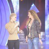 Soraya y Paula Vázquez en 'Fama Revolution'