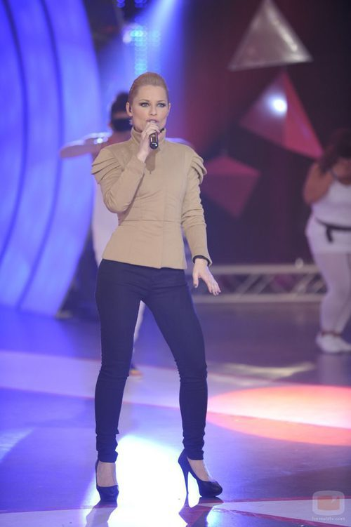Soraya canta en 'Fama Revolution'