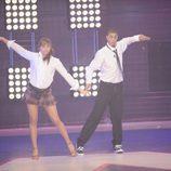 Black y Mary bailando