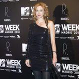 Marta Hazas en los MTV 2010
