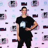 Bimba Bosé llega a los MTV Europe Music Awards