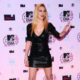 Kira Miró llega a los MTV Europe Music Awards