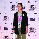 Bebe llega a los MTV Europe Music Awards