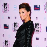 Eva Longoria llega a los MTV EMA