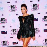 Eva Longoria, la más sexy de los MTV EMA