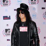 Slash en los MTV Europe Music Awards