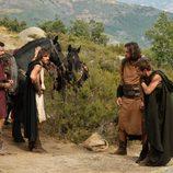 Los rebeldes conspiran para rescatar a Bárbara