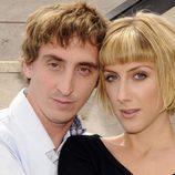 Iván Massagué y Cecilia Freire
