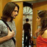 Jorge habla con Verónica