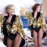 Lola Herrera y Carmen Maura de cabareteras