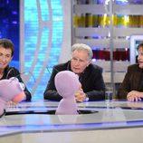 Emilio Estevez y Martin Sheen en 'El hormiguero 2.0'