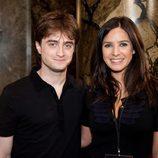 Daniel Radcliffe y Paula Prendes