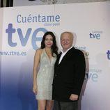 Ana Arias y Juan Echanove