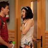 Yoli y Samuel en 'En una despedida'